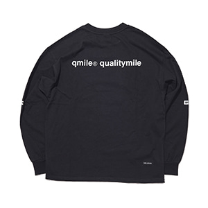 HG (Hangeul) long sleeve black
