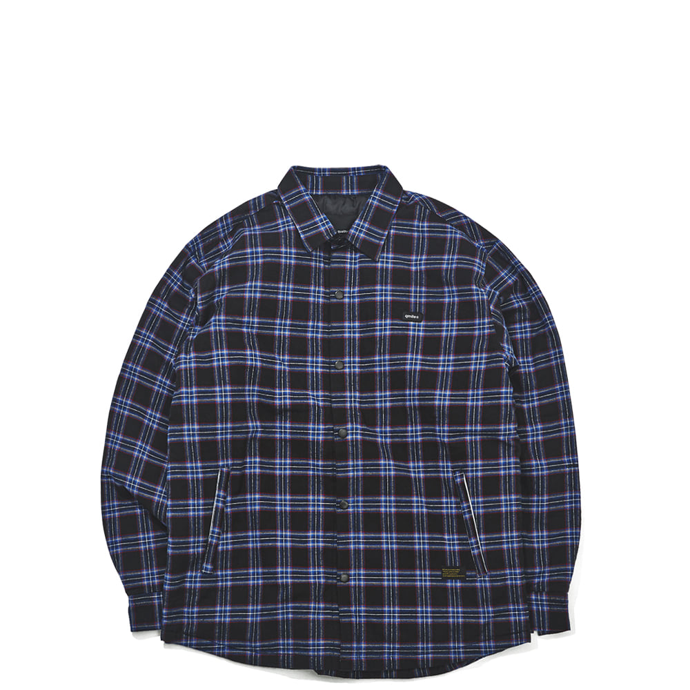 342 NAMBANG insulated 	NAVY PLAID