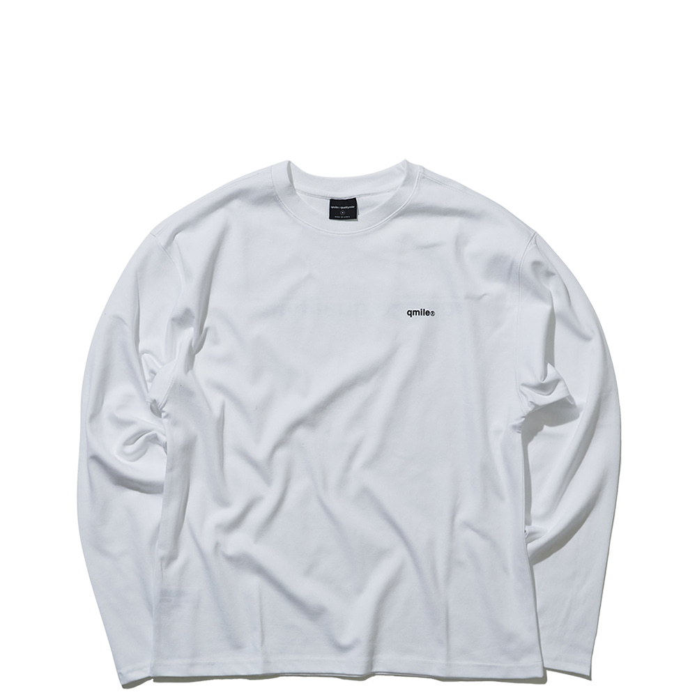 591 ZOOWOOK T LS 	WHITE