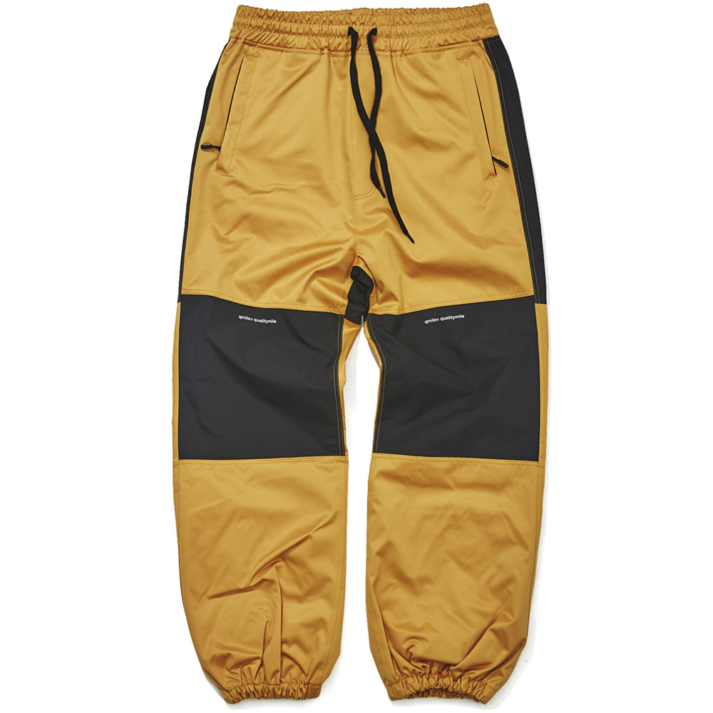 461 HARD TRAINING JOGGER 	GOLD