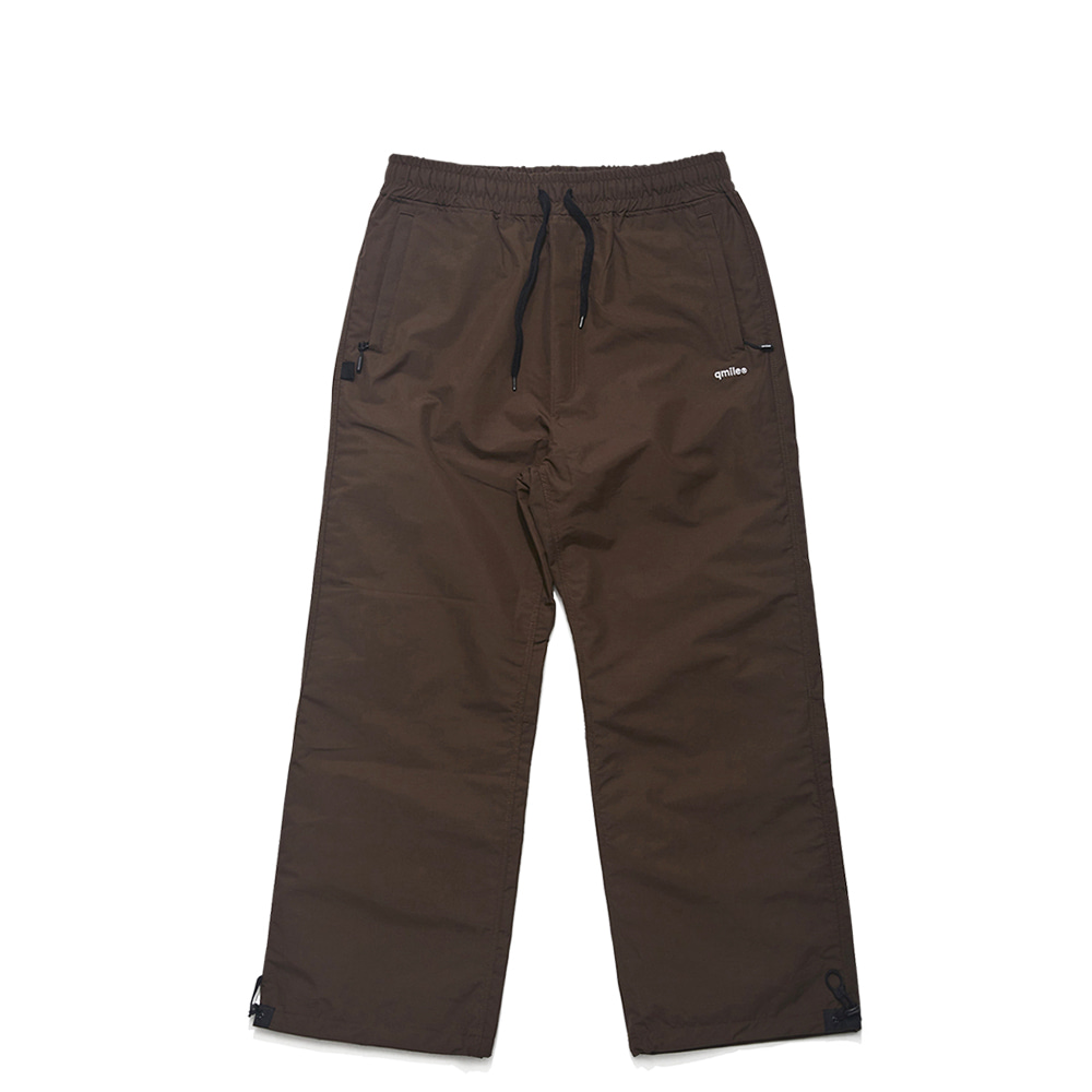 41C WIDE CHINO CHOCOLATE