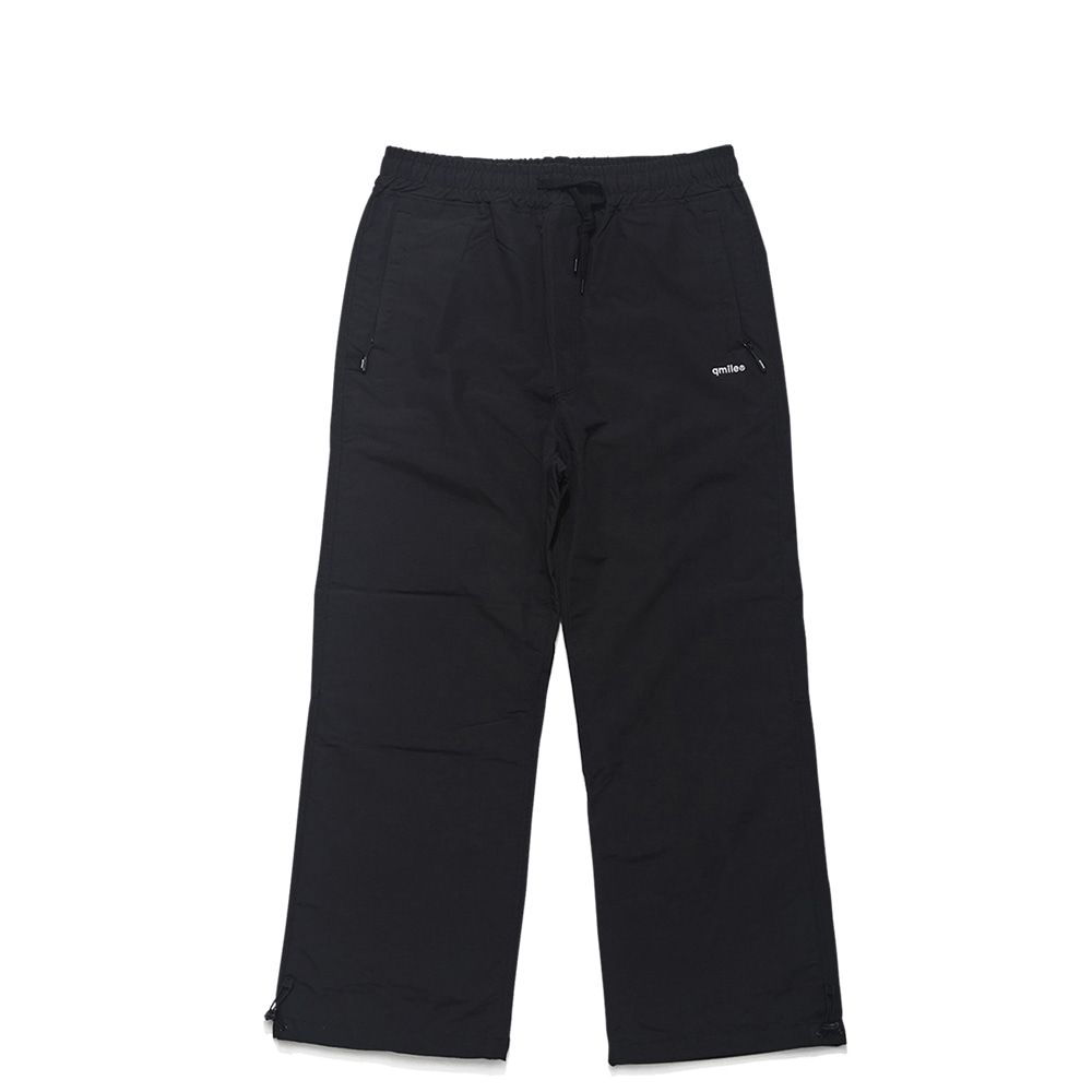 41A WIDE CHINO BLACK