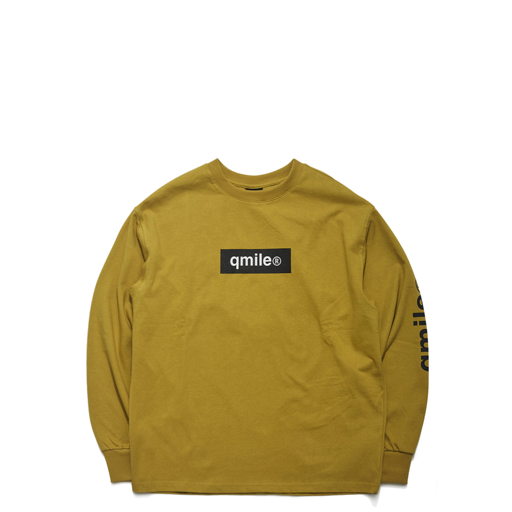 57C TYMAX BOX LOGO ZOOWOOK T ORANGE