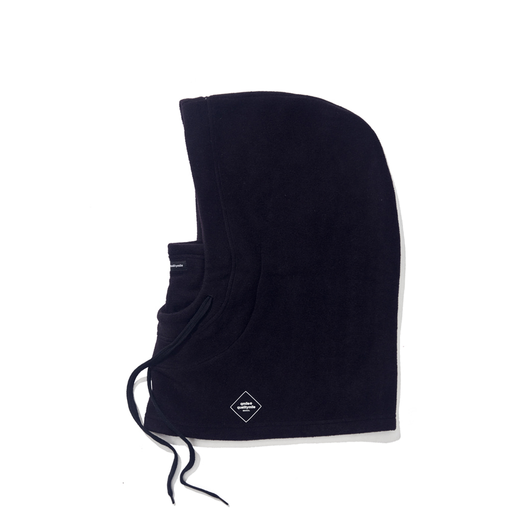 FLEECE HOODWARMMER BLACK