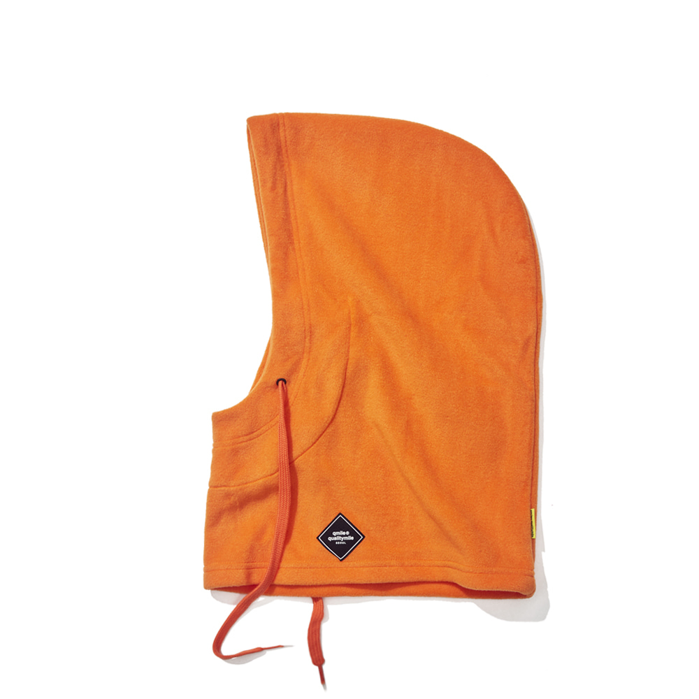 FLEECE HOODWARMMER ORANGE